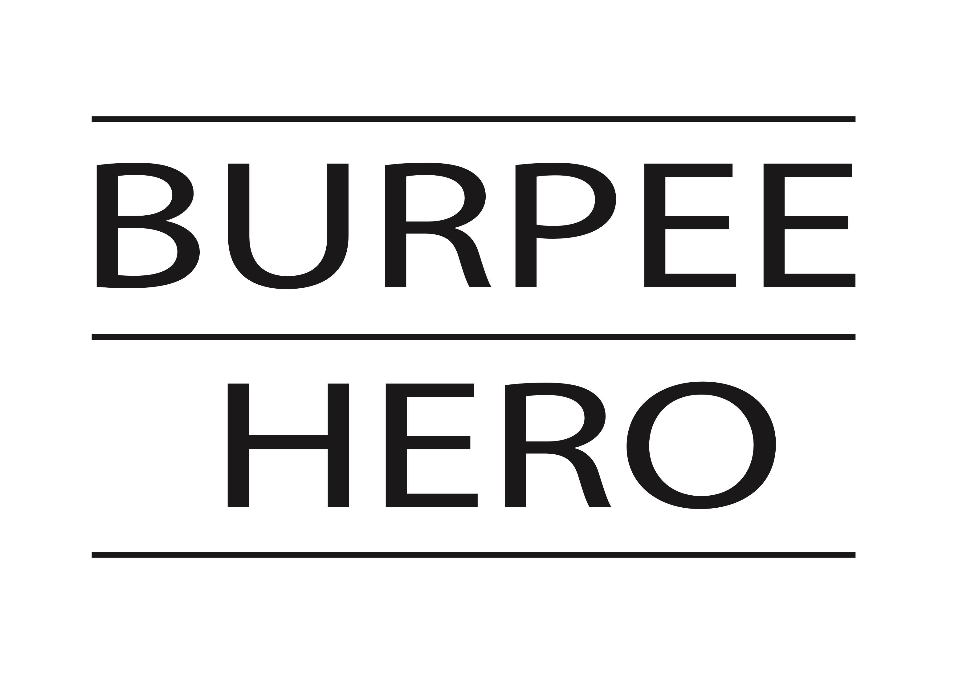 BURPEE HERO